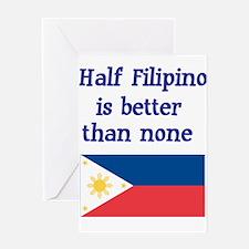 Cool Filipino Greeting Card