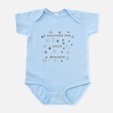 Blizzard 2010 Infant Bodysuit