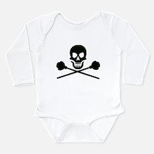 Cute Bathtubs Long Sleeve Infant Bodysuit