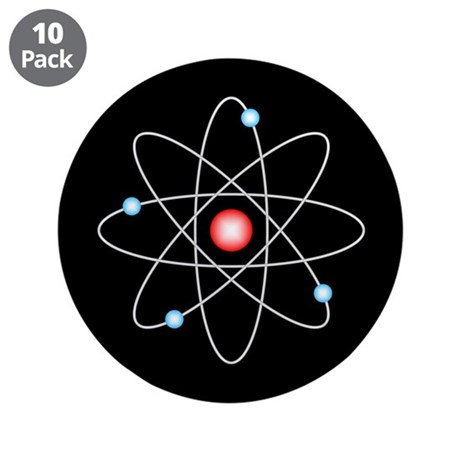 """Atomic 3.5"""" Button (10 pack)"""
