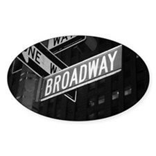 Broadway Decal