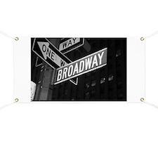 Broadway Banner