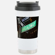 Broadway Stainless Steel Travel Mug