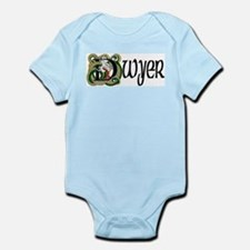 Dwyer Celtic Dragon Infant Creeper