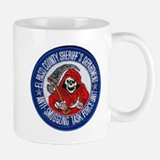 El Paso Anti Smuggling Unit Mug
