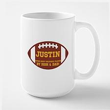 Justin Ceramic Mugs