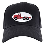 Truck Driving Mason Black Cap