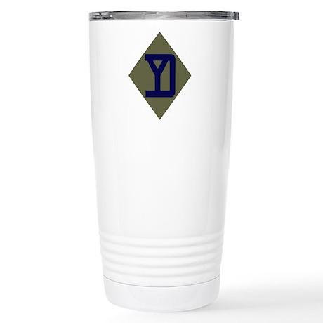 Yankee Stainless Steel Travel Mug