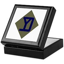Yankee Keepsake Box