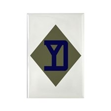 Yankee Rectangle Magnet (100 pack)