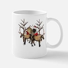 Santa Cairn Terrier Mug
