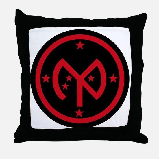 O'Ryan's Roughnecks Throw Pillow