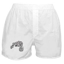 Amy Dragon Boxer Shorts