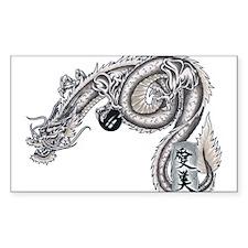 Amy Dragon Rectangle Decal