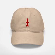 Red Arrow Baseball Baseball Cap