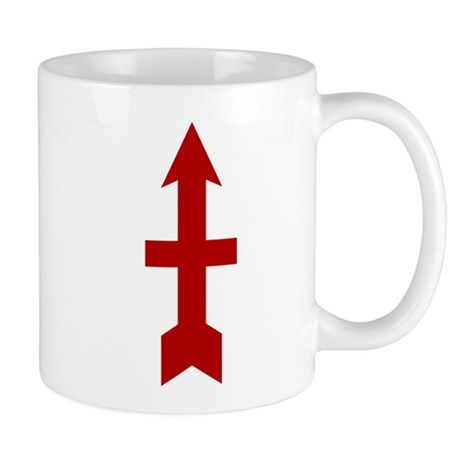 Red Arrow Mug