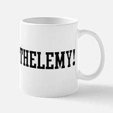 Go St. Barthelemy! Mug
