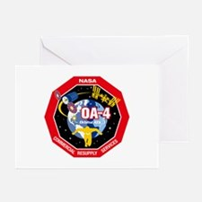 OA-4 Logo Greeting Cards (Pk of 10)