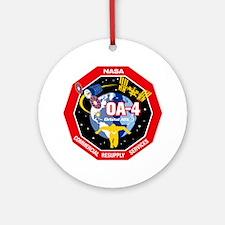OA-4 Logo Round Ornament