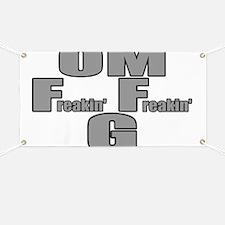 OMFreakinFreakinG Banner
