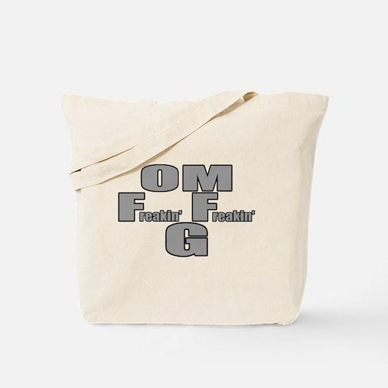 OMFreakinFreakinG Tote Bag