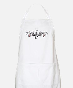 Theater and Music BBQ Apron