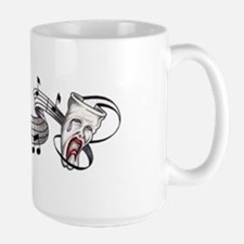 Theater and Music Mug