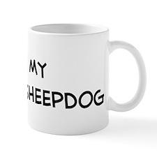 I Love Iceland Sheepdog Small Mug
