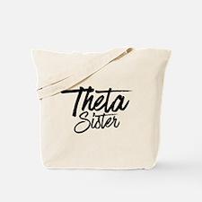 Kappa Alpha Theta Sister Tote Bag