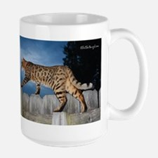 Bengal Cat Large Mug