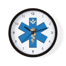 Masonic EMS Wall Clock