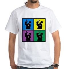 Color Peace Man Gear Shirt