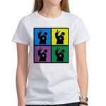 Color Peace Man Gear Women's T-Shirt