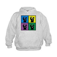Color Peace Man Gear Hoodie