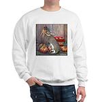 Lil Brown Rabbit Sweatshirt