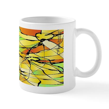 DRAGON FLY Mug
