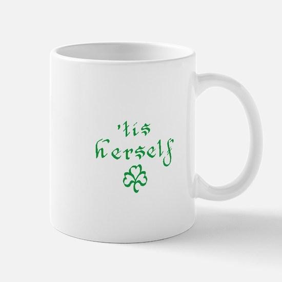 'tis herself Mug