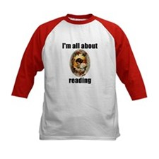 I'm All About Reading! Tee