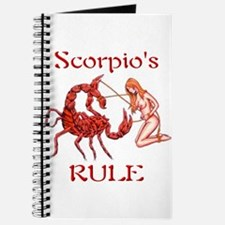 Scorpio's Rule Journal