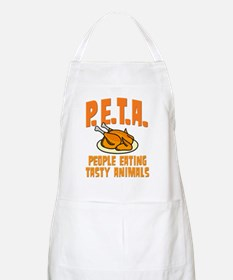 PETA People Eating Tasty Animals Apron