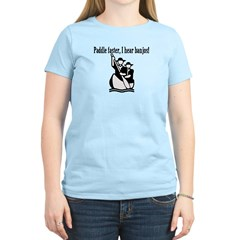 I Hear Banjos Women's Light T-Shirt