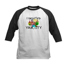 Deleted City Tee