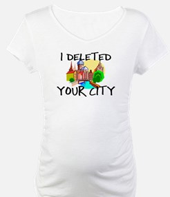 Deleted City Shirt