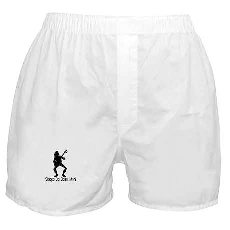 Slappa Da Bass Boxer Shorts