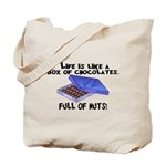 Full Of Nuts Tote Bag