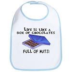 Full Of Nuts Bib