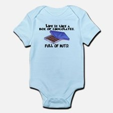 Full Of Nuts Infant Bodysuit