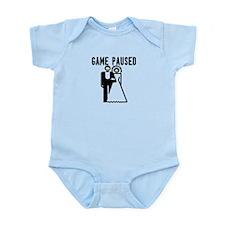 Game Paused Infant Bodysuit