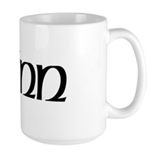 Finn Celtic Dragon Mug