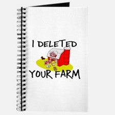 Deleted Farm Journal